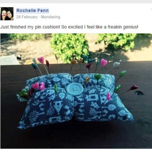 Bonus Project : Pin Pillow