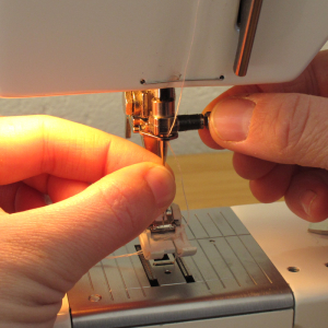 Re-tighten your clamp screw, first with your fingers and then a tool