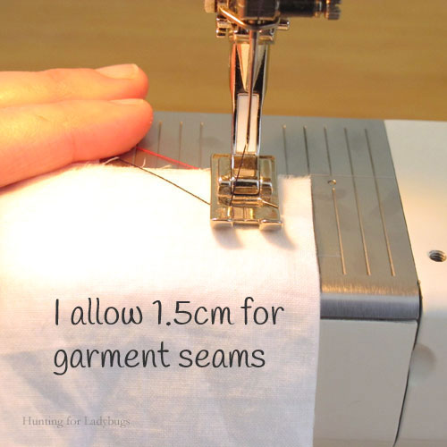 garment-sewing-allowance