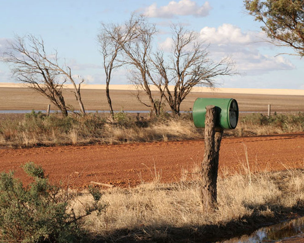Australian Country Mailbox