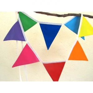 Sew Your Own Bunting - Project Kit by Hunting for Ladybugs