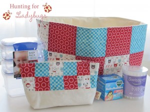 Baby-Nursery-Fabric-Storage