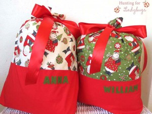 Personalised-Santa-Sacks